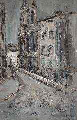 Georges Laporte, strada di Lione, 1961-4