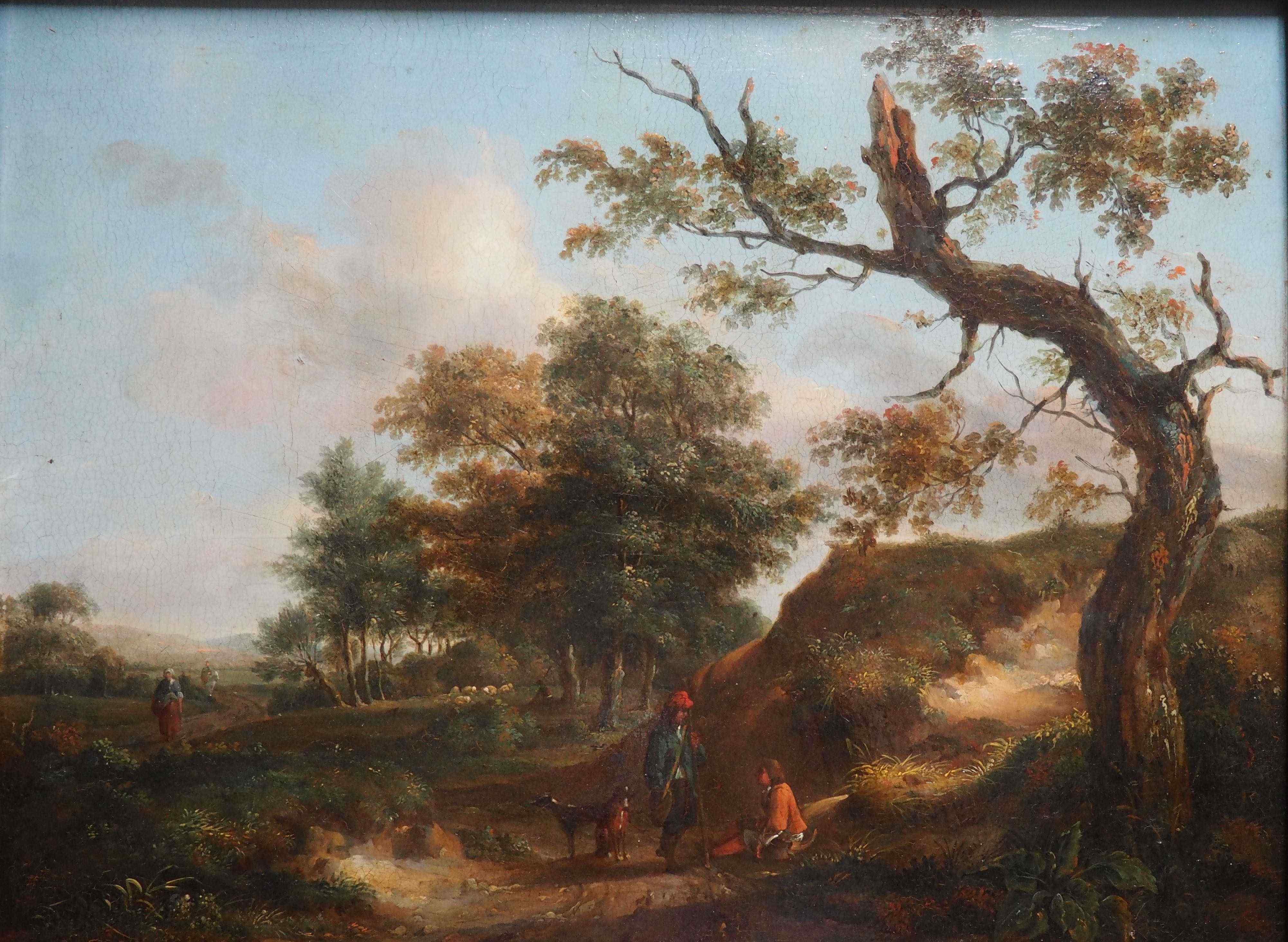 Dipinto di Scuola Fiamminga del XVIII secolo