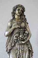 Allegoria dell'estate, periodo Luigi XIV-1