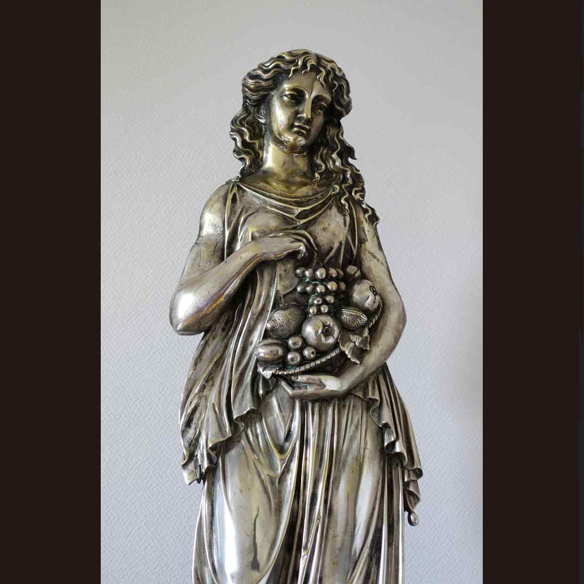 Tres Importante Allégorie de l'Eté Epoque Louis XIV