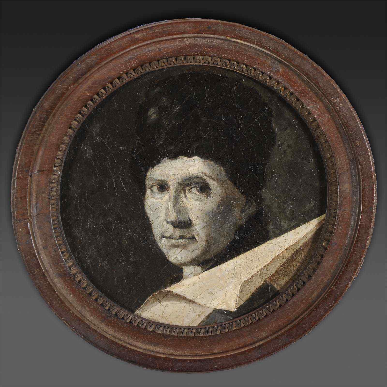 Ritratto di Rousseau