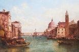 Coppia antica Dipinti ad olio Venezia Alfred Pollentine XIX -5