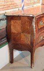 Cassettone stile Luigi XV, XX secolo-5