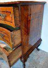 A 18th century Chest of drawers, Italy-6