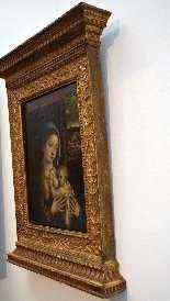 Madonna Lactans, seconde moitié du XVe siècle-8