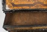 Antique Italian Renaissance Revival Marquetry Bureau 18th C-14
