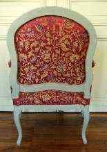 Coppia di sedie stampigliate JB II Lelarge, XVIII secolo-1