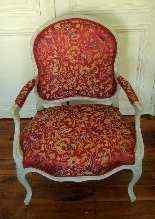 Coppia di sedie stampigliate JB II Lelarge, XVIII secolo-10