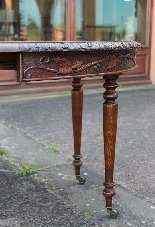 Tavolo estendibile in quercia, Francia, XX secolo-5