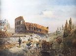 Antico dipinto ad olio François Gérard 1770-1837-5