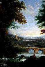 Of Chichester George Smith (1714-1776) Landscape-15