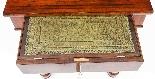 Tavolino da consolle antico stile impero inglese XIX sec-5