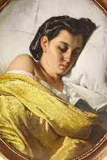 Federico Maldarelli (italiano, 1826-1893) Una coppia eccezio-12