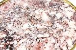 Tavolo occasionale antico in marmo francese e Ormolu, XIX se-3