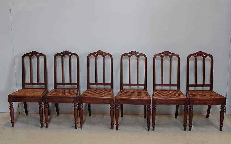 Sedie da sala, Luigi Filippo Francia