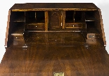 Antique English William & Mary Bureau 17th C-7