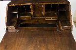 Antique English William & Mary Bureau 17th C-8