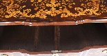 Antique Dutch Mahogany marquetry commode chest 19th C-6