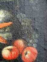 17th Dutch Still Life with Flowers and Fruits-8