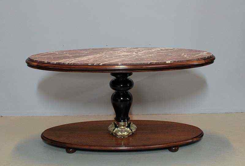 ART-DECO PERIODO CONSOLE TABLE