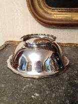 Sterling ciotola d'argento, Svizzera, XIX.-2