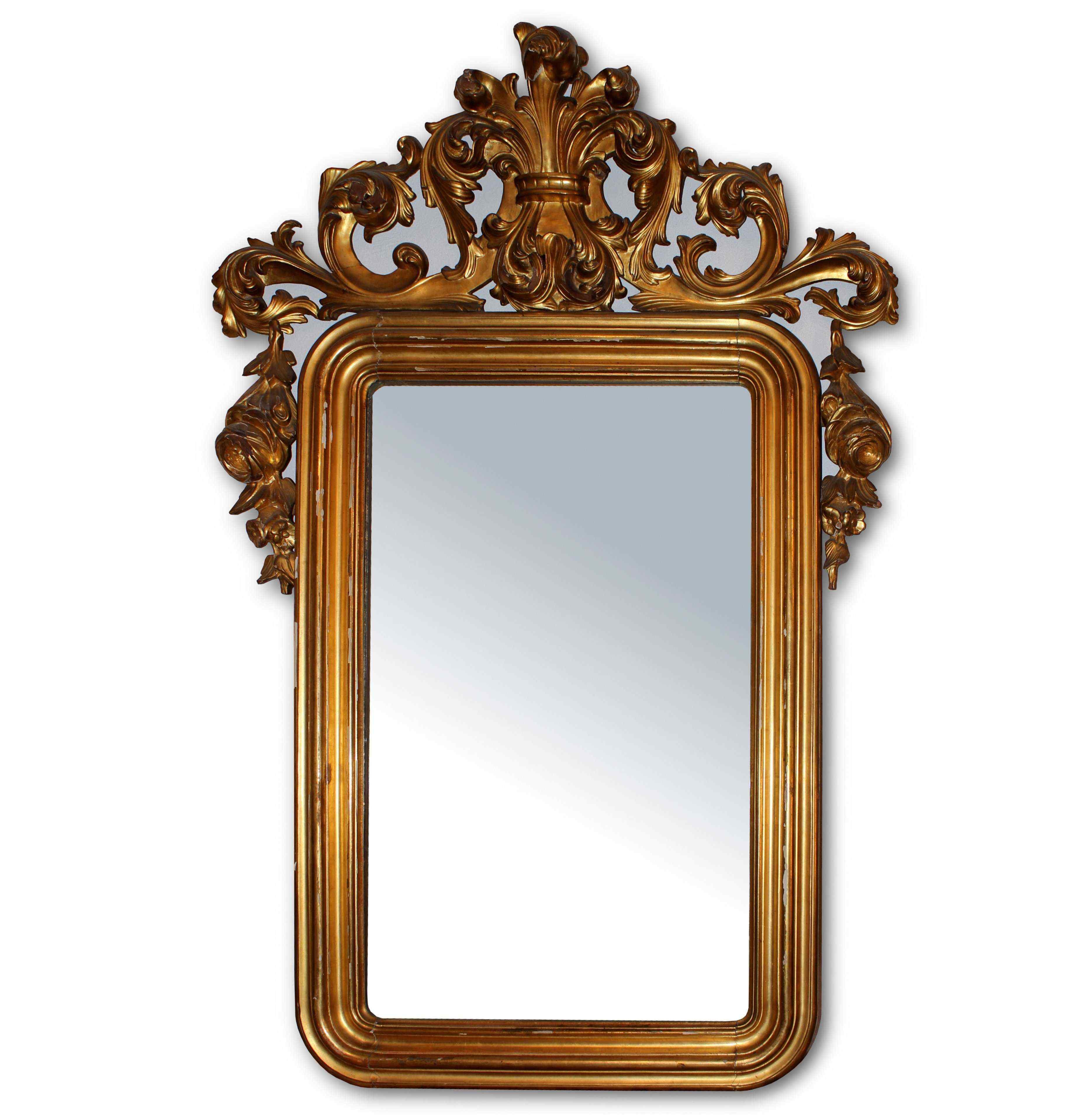 ancient mirror