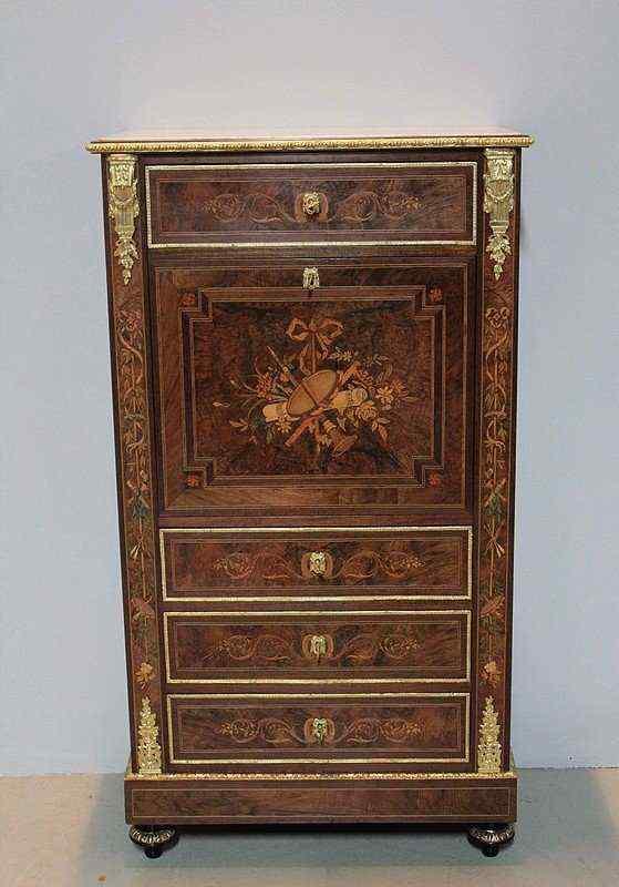 In stile Luigi XVI SECRETAIRE