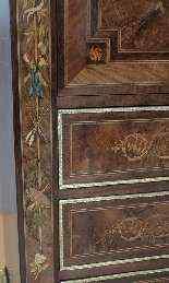 In stile Luigi XVI SECRETAIRE-3