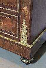In stile Luigi XVI SECRETAIRE-10