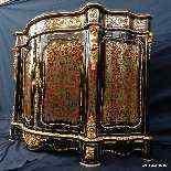 mobili Impressionante in Boulle intarsi Periodo Napoléon III-12