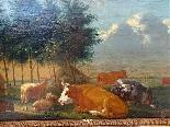 Adriaen Van de Velde 1636-1672 Animali da fattoria-6