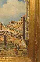 """""""Veduta del ponte di Rialto"""",Venezia-0"""