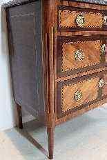 Cassettone antico Luigi XVI, XVIII secolo-14
