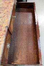 Cassettone antico in stile Transizione-15