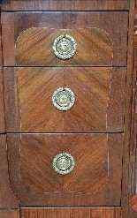 Cassettone antico in stile Transizione-9