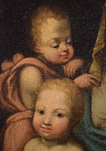 Madonna and Child with Angels (Charity)-2