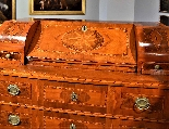 Inlaid flap Louis XVI City of Trento-5