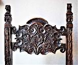 Coppia di sedie Luigi XIV Lombarde-3
