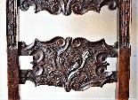 Coppia di sedie Luigi XIV Lombarde-4