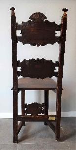 Coppia di sedie Luigi XIV Lombarde-11