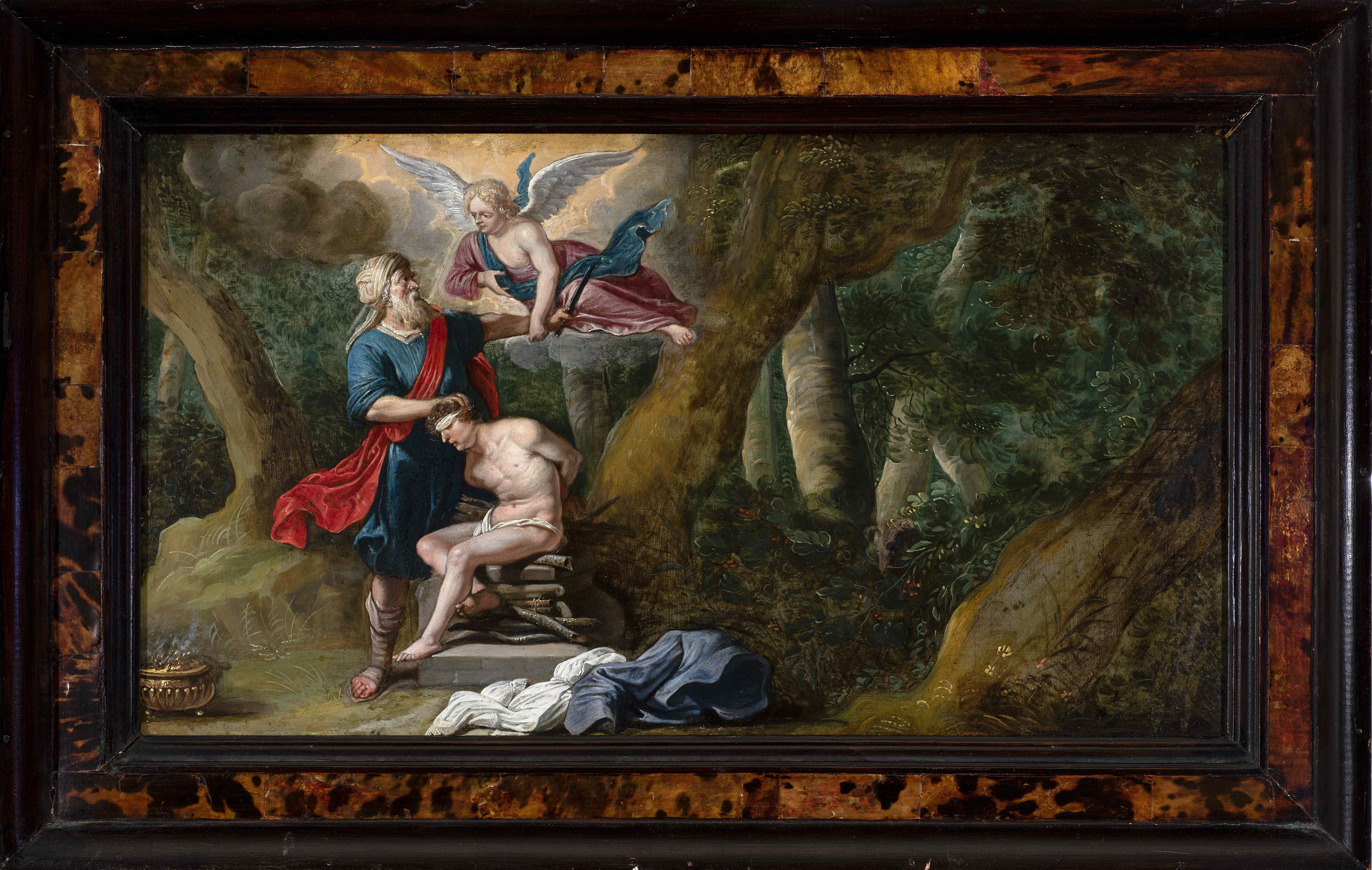 Abraham Willemsens: 'Il sacrificio di Isacco'