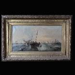 André Fonèche (1851-1942), coppia di marinai, XIX secolo-1