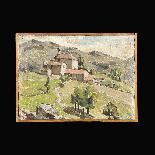 Mt Guérin, paire de paysages, XX secolo-4