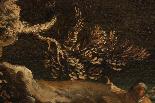 Dipinto olio su tela autore Jan Frans Van Bloemen, fine XVII-12