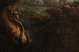 Dipinto olio su tela autore Jan Frans Van Bloemen, fine XVII-7