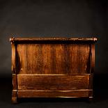 Camera da letto d'epoca Carlo X, XIX secolo-1