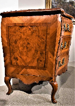Cassettone Luigi XV° Venezia, 1740 circa-2