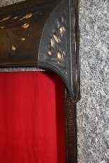 Capino con specchiera, Art Nouveau-0