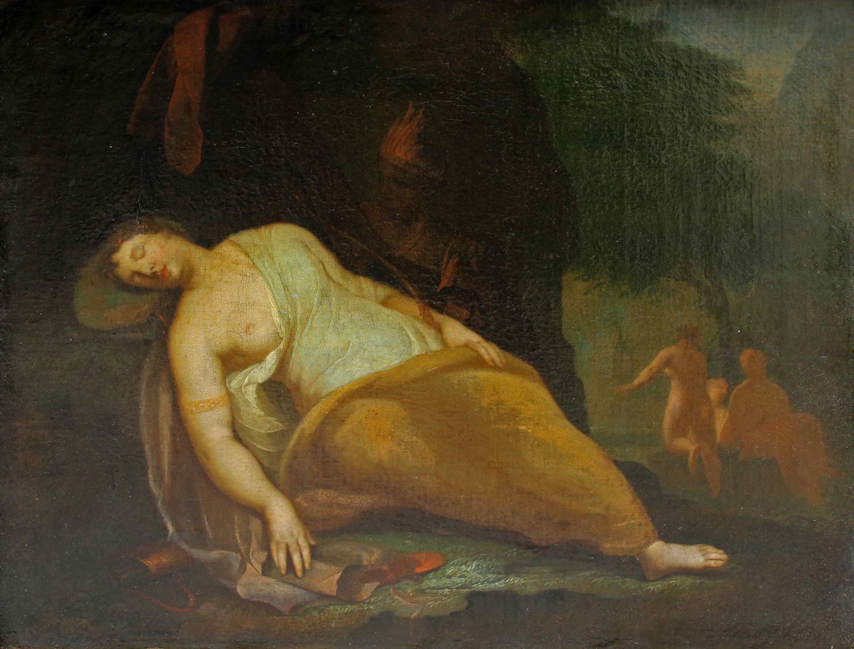 Morte di Virginia, XIX secolo