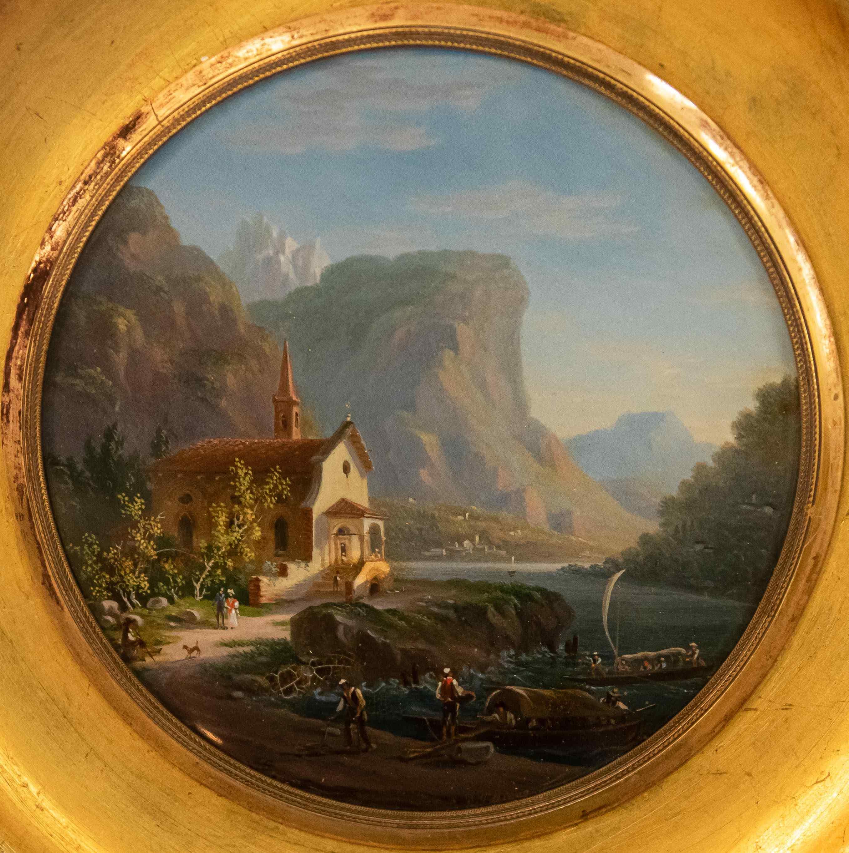 Chiesetta sull'Adige, Giuseppe Canella, XVIII-XIX secolo